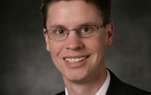 Dr. Ryan Enke, physical medicine and rehabilitation at OrthoIllinois in Rockford and Crystal Lake
