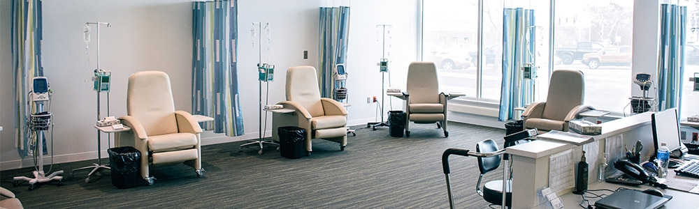 Rheumatology Infusion Center at OrthoIllinois
