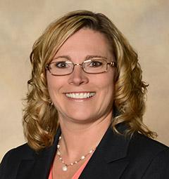 Susan Kutz, rheumatology nurse practioner at Ortho Illinois in Rockford